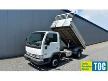 2007 NISSAN Cabstar 35.13 tippe