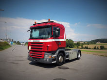 Used 2010 SCANIA Sca