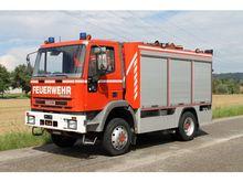 1996 IVECO 95 E 21 W 4x4 fire b