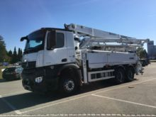 2016 Used MERCEDES-BENZ MB 2636