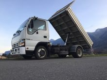 2006 ISUZU NPR77 - 3-way tipper