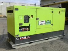 PRAMAC GSW generator 150