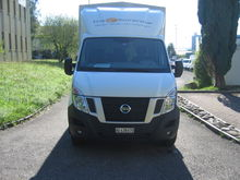 2015 NISSAN NV 400 chassis 35 L