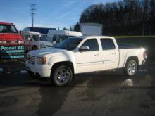 2011 GMC Sierra 1500 Doppelkabi