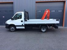 2013 IVECO 35C17 Daily