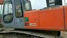 Used 2005 Hitachi EX