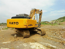 Used Kato HD820 in S