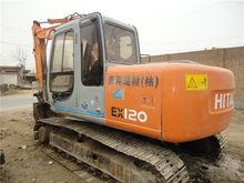 Used Hitachi Ex120-5