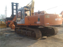 Used Hitachi Ex220 i