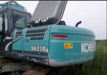 Used Kobelco Sk210-8