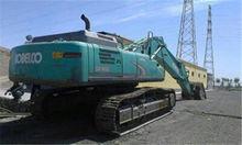Used Kobelco Sk460lc