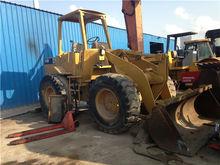 Used Cat 910E in Sha