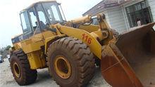 Used Cat 966F-II in