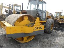 Used Dynapac Ca30 in
