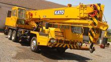 Used Kato Nk250e-iii