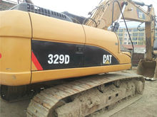 Used Caterpillar 329