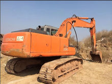 Used Zx200-6 Hitachi