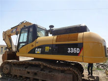 Used Cat 336DL in Sh