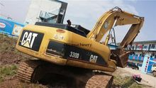 Used Cat 330D in Sha