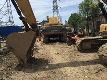 Used Caterpillar 323