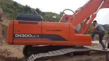 Used DH300LC-7 Doosa