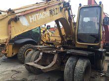 Hitachi Wheel Ex100wd