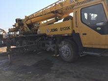 Used 2012 XCMG QY25K