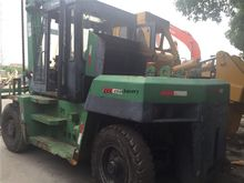 Used Komatsu 10t For