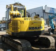 Used Komatsu Pc138us