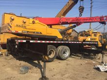 Used 2010 Sany QY25C