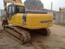 Used Pc220-7 Komatsu