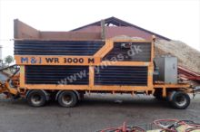 1993 Metso M&J WR3000 M - On Wh
