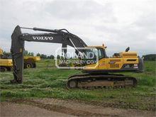 Used 2011 VOLVO EC38