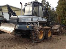 Used 2002 PONSSE BUF