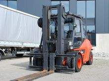 Used 2012 Linde H80d