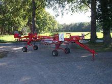 Used Kuhn Ga 6000 in