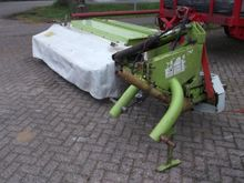 Used claas Disco 260