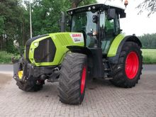 Used claas arion-650