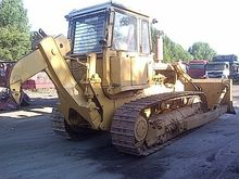 HANOMAG DOZER WITH RIPPER