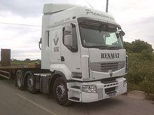 2011 RENAULT PREMIUM 460dxi.6X2