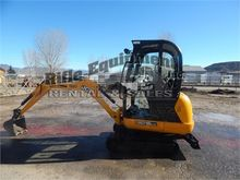 Used 2014 JCB 8018CT