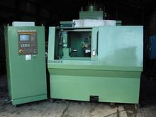 Used Saacke CNC in I