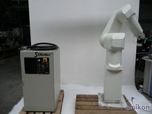 Stäubli RX130 CS7 robot with CS