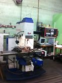 TOS FV 25 CNC A Vertical Mill