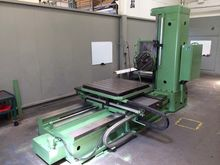 1988 TOS W100A Table Type HBM