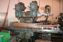 Rambaudi Milling Machine