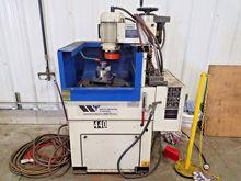 2000 Heller AR 100 CNC Angle Ro