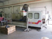 1998 Komo VMC 50/120 CNC Travel