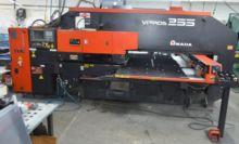 2012 Haas VF-4 CNC Vertical Mac