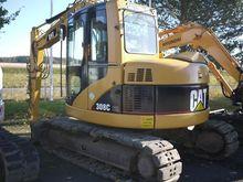 Used 2008 Cat 308C C